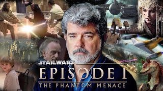 Star Wars: The Phantom Menace 20 years later
