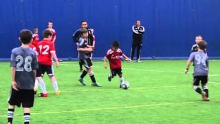U10 Boys Soccer Joga Bonito Soccer Club 02-13-2016