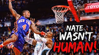 5 Stories That PROVE Nate Robinson was NOT HUMAN!