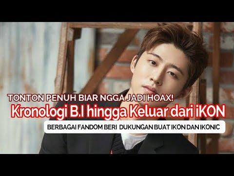 Kronologi Awal B I Hanbin Ikon Hingga Keluar dari iKON dan YG Entertainment