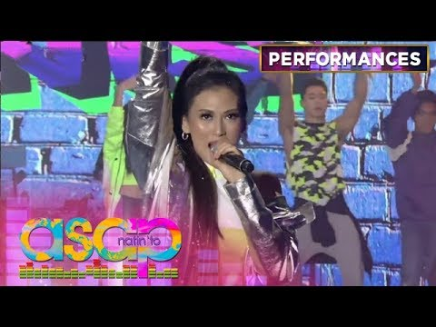 Alex Gonzaga performs her newest single 'Tipints'   ASAP Natin 'To