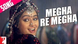 Megha Re Megha Song | मेघा रे मेघा | Lamhe | Ila Arun, Lata Mangeshkar, Anil Kapoor, Sridevi
