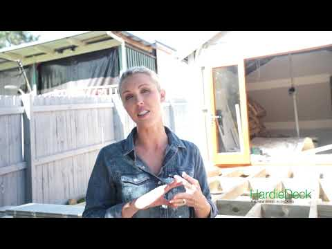 House5 James Hardie Deck Three Birds Renovation Glamour Video