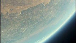 Что будет если GoPro упадет с космоса
