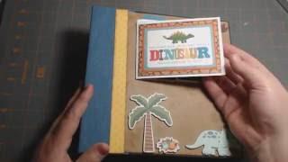 Echo Park Dino Friends Mini Album