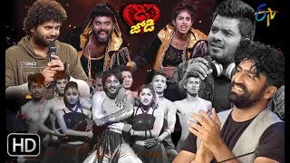 Dhee Jodi | 2nd January 2019  | Full Episode | ETV Telugu