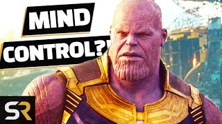Thanos' Unknown Powers Explained