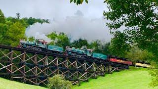 Tweetsie Railroad Heritage Weekend 2019: A Steam Filled Sunday
