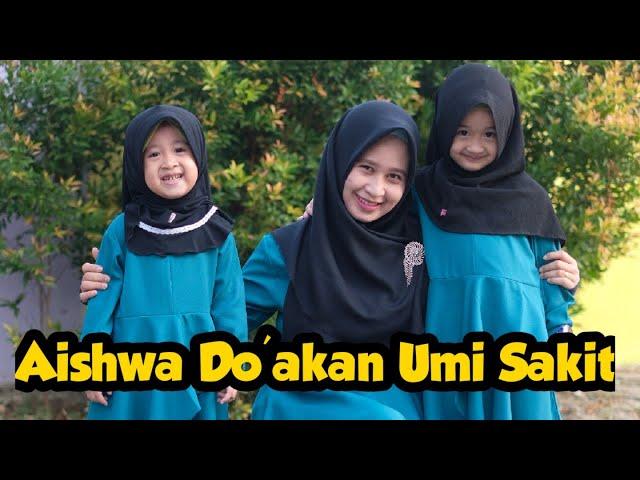 Aishwa Menangis Umi Sakit-Vlog Keluarga Nahla