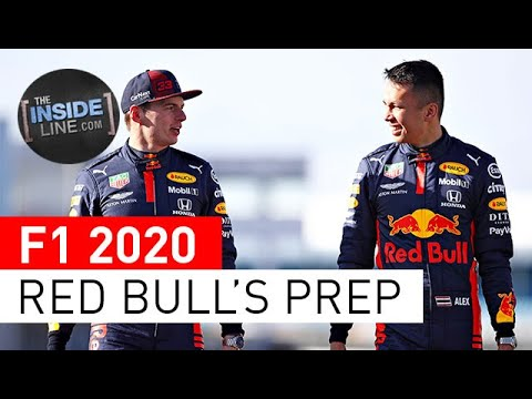 Image: WATCH: Can Red Bull challenge in 2020?