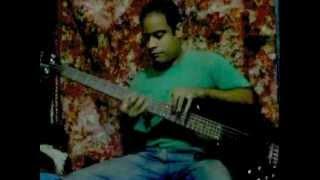 Leonel Otávio-Adagio.cover-children of the dead lake-bass.wmv
