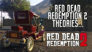 Red Dead Redemption 2 - Unpopular Theories! Online Co-Op, Sequel Story, Multiple Characters, & More!