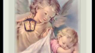 """""""Guardian Angels Around My Bed""""  Mario Lanza sings about my Guardian Angels"""