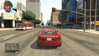 Grand Theft Auto 5 Walkthrough Part 85 - WHERE THE HOES GO? | GTA 5 Walkthrough