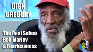 Dick Gregory - The Real Selma, Bob Marley and Fearlessness | Kholo.pk