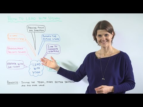 How to Lead with Vision - Leadership Training - YouTube