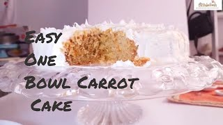easy carrot cake frosting cream cheese