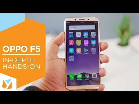 OPPO F5 Hands-On Review