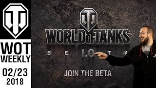 PC: World of Tanks Weekly #52 - Mr. Rambling Man!