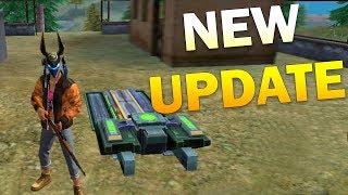 Secrets In The New Update  Fire- Dshanto
