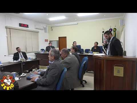 Tribuna Vereador Paulinho Silva dia 9 de Abril de 2019