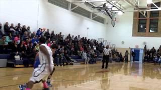 Boys Basketball - Redford Thurston vs. Gibraltar Carlson