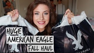 Huge American Eagle Haul & Try-On | September & October