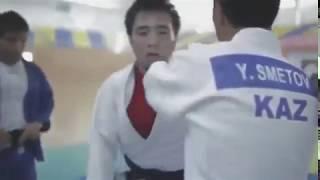 Kazakhstan judo team 2018