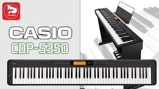 Новое цифровое пианино CASIO CDP-S350 ( модель 2019 года)