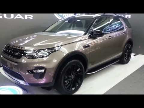 Nueva Land Rover Discovery 2015 Lanzamiento Bogotá Colombia