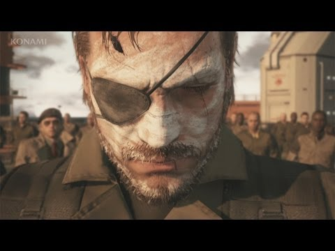 METAL GEAR SOLID V: The Phantom Pain Steam Key GLOBAL - video trailer
