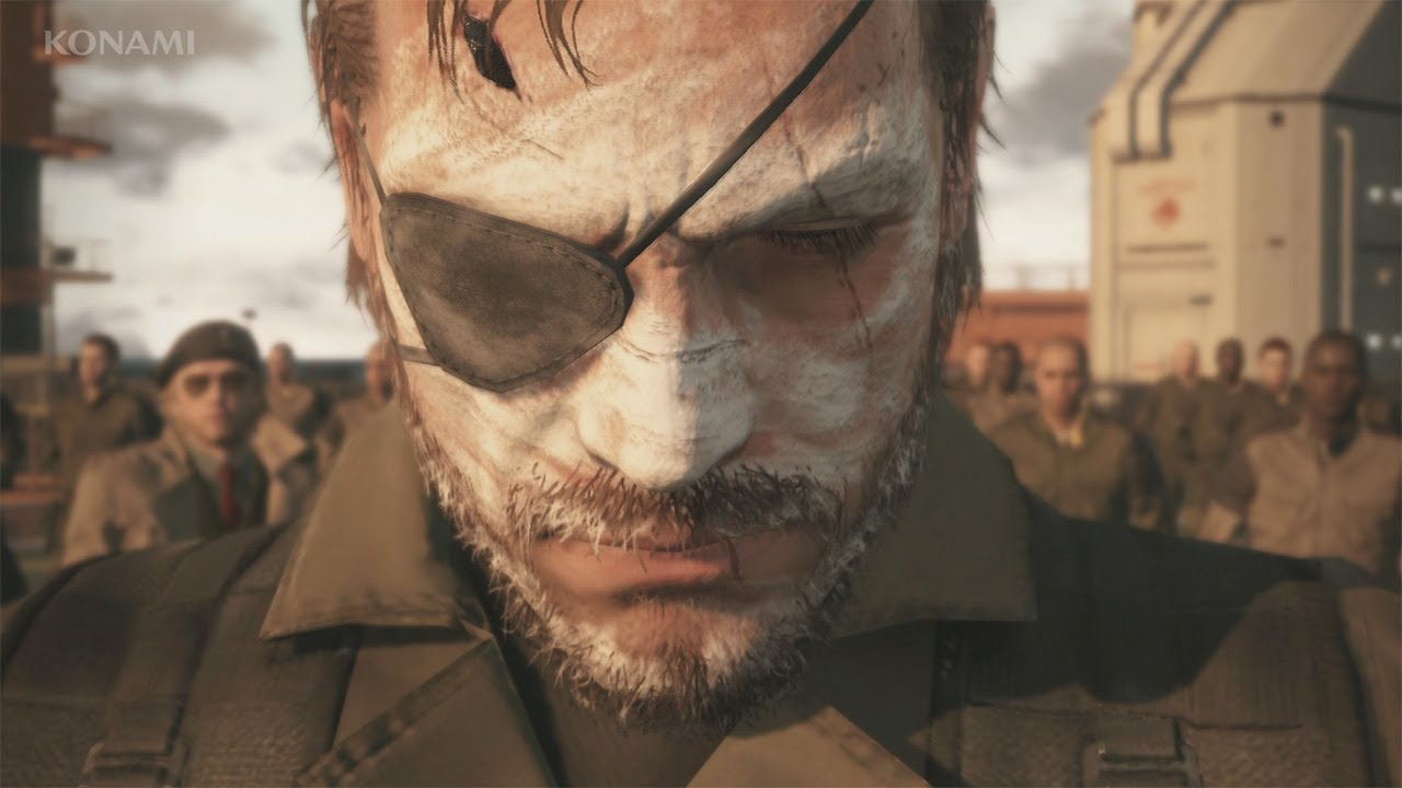 Hideo Kojima's Movie Buddies Really Liked The E3 Metal Gear Solid Trailer