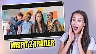 REAGEREN OP DE MISFIT 2 TRAILER! || Fan Friday