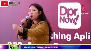 Stand Up Comedy, Kiki Kritik DPR