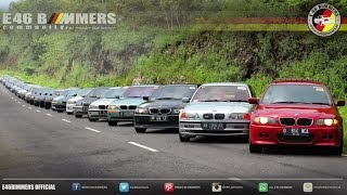 Touring Gathering Inauguration BMW E46 BIMMERS COMMUNITY