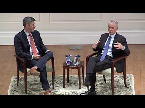 A Darden Fireside Chat with Deloitte's Jim Moffatt