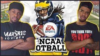 WE WANT NCAA FOOTBALL BACK!! - NCAA Football 2014 Gameplay   #ThrowbackThursday