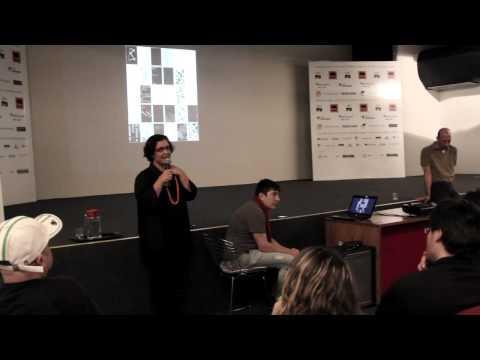 #30bienal (Ações educativas) Formação para professores: Stela Barbieri 1/2