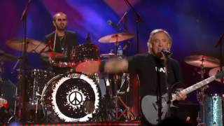 Joe Walsh Ringo Starr at the Ryman - Rocky Mountain Way hd hq
