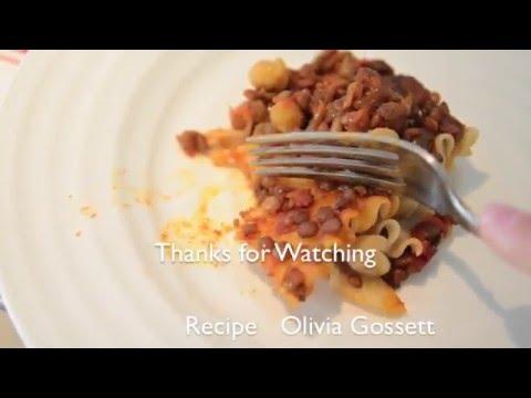 Vegan Lentil Lasagna Recipe