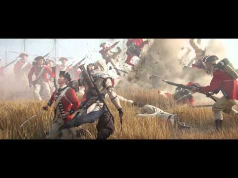 Oficiální trailer Assassin´s Creed III