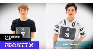 Project X - Ep.4