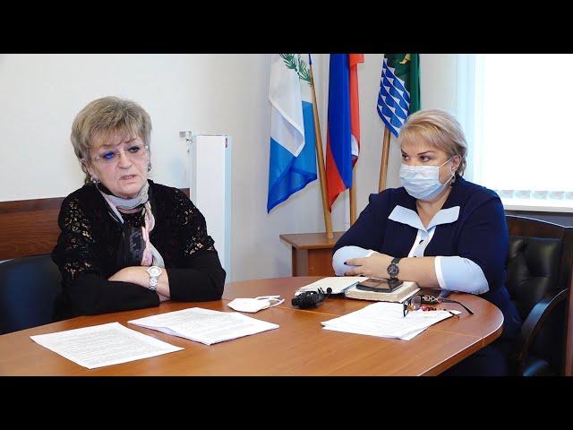 Наталья Протопопова рассказала, где будут рожать ангарчанки