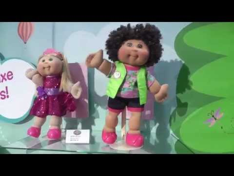 New Cabbage Patch Kids
