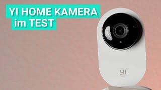 Yi Home Kamera im Test - Klein, günstig und kompatibel mit Alexa