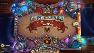 HearthStone Puzzles - Lethal Puzzles, Myra Rotspring walkthrough.