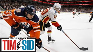 Edmonton Oilers Emotionally Fragile Having Lost Six Straight Games | Tim and Sid