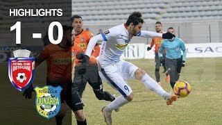 Rezumat: FC Botosani - Dunarea Calarasi 1-0 (Liga 1, Et. 21, Ed.2018-2019)