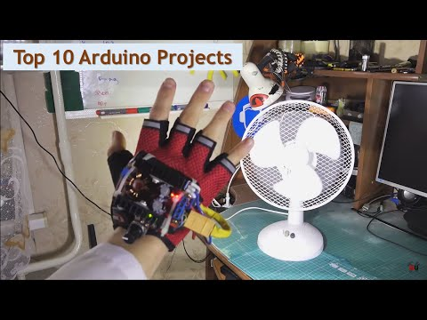 Cool Arduino Projects Compilation 1