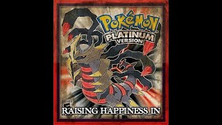 How to raise happiness quickly in Pokémon Diamond/Pearl/Platinum